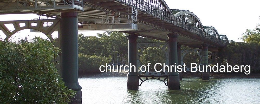 church of Christ Bundaberg