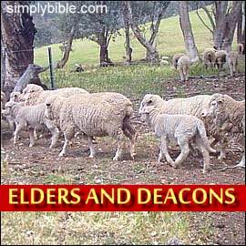 Elders and Deacons