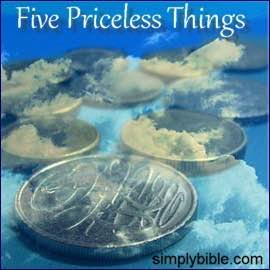 Five Priceless Things