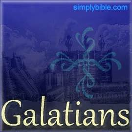 who wrote book of galatians