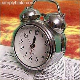 prophecy clock
