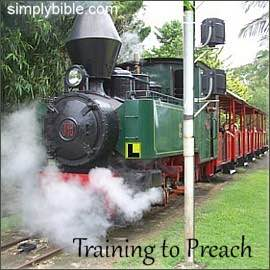 Training to Teach and Preach