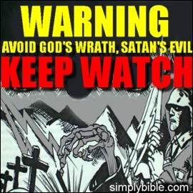 Warning Keep Watch
