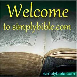 Simplybible Welcome Page
